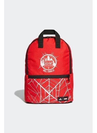 adidas Adidas Erkek Çocuk Günlük Sırt Çantası Spiderman Bp Gn2090 Kırmızı